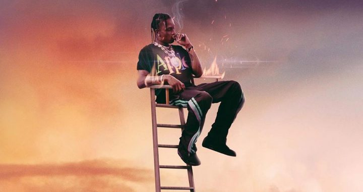 Video of the month: Travis Scott with HIGHEST IN THE ROOM