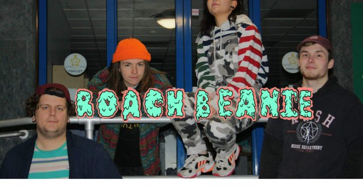 Discover Roach Beanie, The Alternative Rock band of the week!