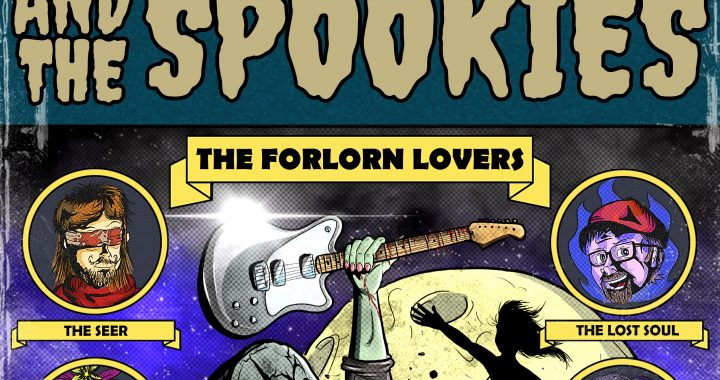 "Album of the day: ""The Forlorn Lovers"" by Johnny Angel and The Spookies"