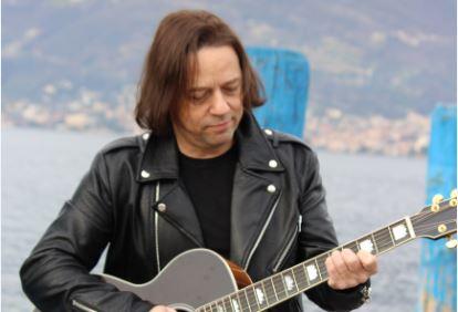 A conversation with Italian poet-musician Lorenzo Gabanizza