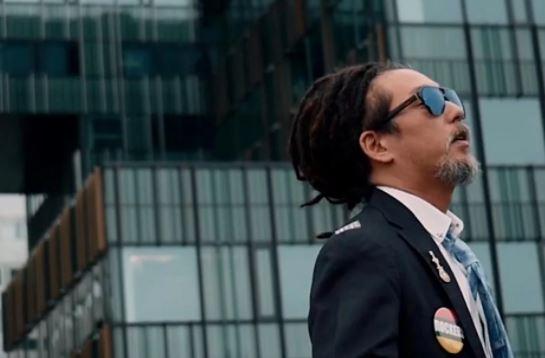 "International Japanese Reggae Singer ""Out of the Fareast"" CJ Joe releases ""Hope & Pray"""