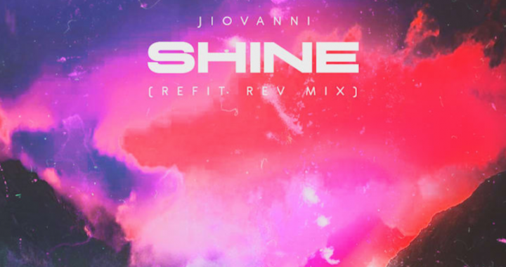 Out now: Shine (ft. Refit Revolution) by Newcomer Jiovanni