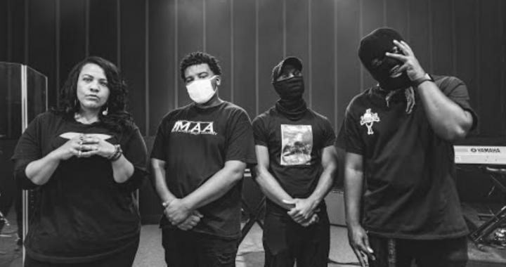 "Carolina Waves teams up with Lena Jackson, 2FLY KNG, TAGEM and Jooselord on ""Black AF"""