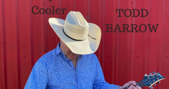 """""""Countrys Just Cooler"""" with Todd Barrow!"""