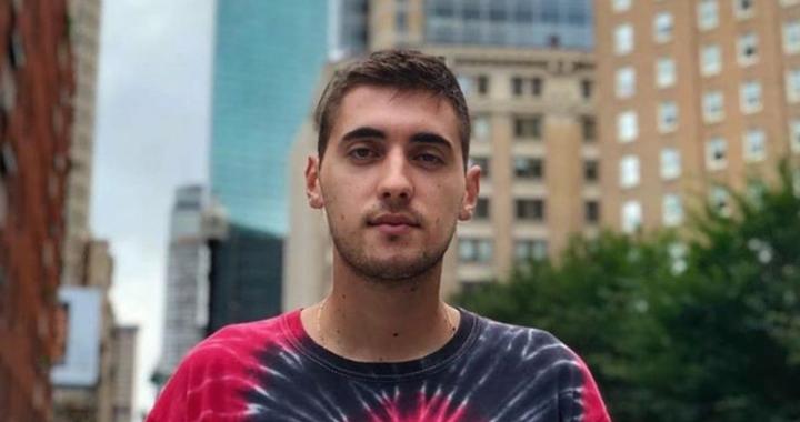 Focus on Vasjan Zisi, a music promoter from Boston