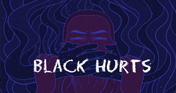 """""""Black Hurts"""", the powerful single by Terry Blade"""