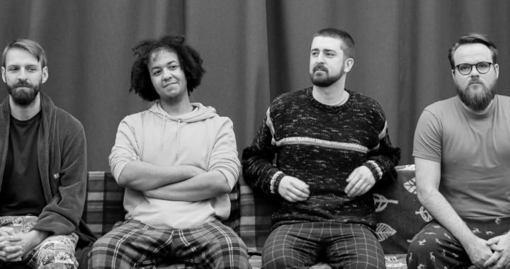 Speak Easy Circus – 'Company of Men': A 'frankentune' to break down modern masculinity