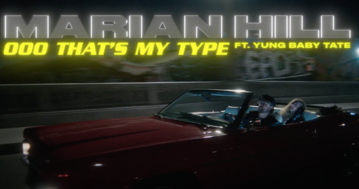 """Marian Hill ft. Yung Baby Tate release """"oOo that's my type"""""""